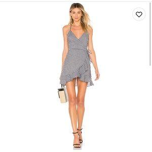 Lovers & Friends Gigi Wrap Dress